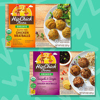 Hip Chick Farms Organic Chicken Meatballs