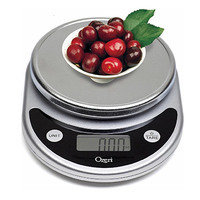 Healthy Cooking Kitchen Essentials: Ozeri Pronto Digital Multifunction Kitchen and Food Scale