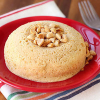 HG's Healthy PB Protein Mug Cake Recipe