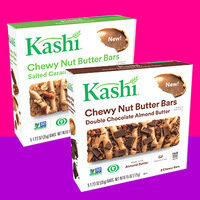 Kashi Chewy Nut Butter Bars