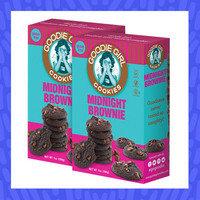 Goodie Girl Cookies in Midnight Brownie