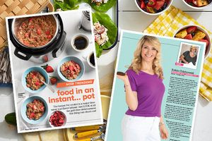 Hungry Girl Magazine Summer Issue: Sneak Peek Inside