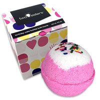 Mother's Day Gifts: For the Mom Who Likes to Be Pampered: Birthday Cake BUBBLE Bath Bomb