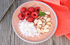 10-Minute Breakfast: Super-Charged Smoothie Bowl