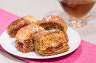 10-Minute Breakfast: PB&J French Toast Nuggets