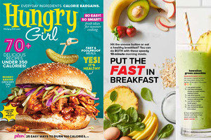 Hungry for More? Check Out Hungry Girl Magazine!