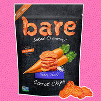 Bare Sea Salt Carrot Chips