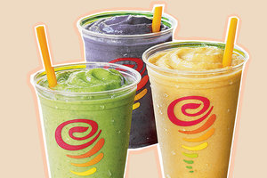Good News/Bad News: Jamba Juice's new Almond Milk Smoothies