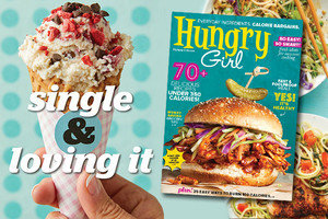 Hungry Girl Magazine: Healthy Single-Serving Recipes