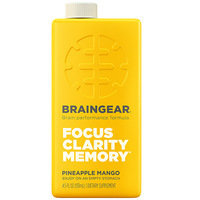 BrainGear Brain Performance Formula