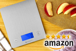 Worth Buying Online: Etekcity Digital Kitchen Multifunction Food Scale
