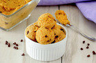 Hungry Girl's Healthy Spoon Me PB Chocolate Chip Cookie Dough Recipe