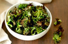 Healthy Make-Ahead Snack Recipe: Baked Kale Chips