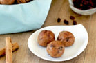 Healthy Make-Ahead Snack Recipe: So Good Cinnamon Raisin Bagel Bites