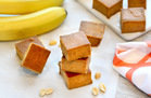 Healthy Make-Ahead Snack Recipe: PB 'Nana Fudge