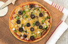 Hungry Girl's Healthy Fork 'n Knife Mexican Skillet Pizza Recipe