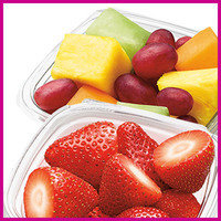 Healthy Convenience Store Snacks: Fresh Fruit & Veggies