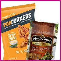 Healthy Convenience Store Snacks: Crunchy Munchies