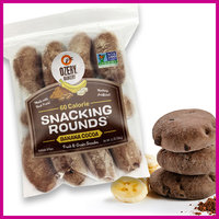 Ozery Bakery Snacking Rounds