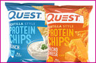 Amazon Snack Find: Quest Tortilla Style Protein Chips