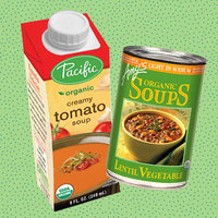 Low-Calorie Snack Alternative: Pacific Single Serve Soups