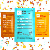 RX Nut Butter Squeeze Packs