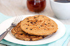 Hungry Girl's Healthy PB & Chocolate Blender Pancakes Recipe
