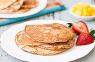 Hungry Girl's Healthy Smoothie Blender Pancakes Recipe