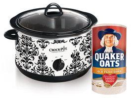 Make Hot Overnight Oatmeal