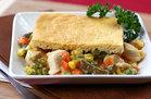 Hungry Girl's Healthy Super-Sized Kickin' Chicken Pot Pie Recipe