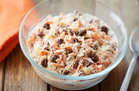 Hungry Girl's Healthy Carrot Cake Overnight Oats Recipe