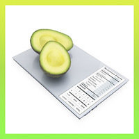 Go-To Kitchen Gadgets: Greater Goods Nourish Nutrition Facts Scale