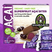 Sambazon Superfruit Açaí Bites
