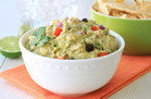 Hungry Girl's Healthy Southwest Guiltless Guacamole Dip Recipe