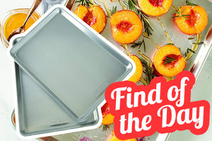 Amazon Find of the Day: Half-Sheet Baking Pans (2 Pack)