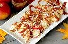 Hungry Girl's Healthy Caramel Apple Nachos Recipe