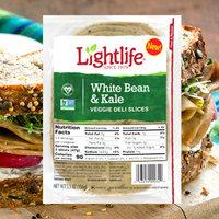 Lightlife White Bean & Kale Veggie Deli Slices