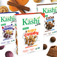 Kashi by Kids Organic Super Food Combos Cereal