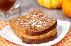 Hungry Girl's Healthy Pumpkin Spice Stuffed French Toast Recipe