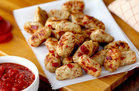 Hungry Girl's Healthy Pizza-fied Cauliflower Tots Recipe