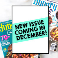 Will there be another issue of Hungry Girl magazine?