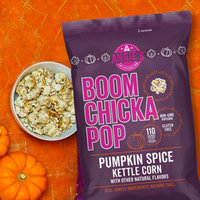 Angie's Boomchickapop Pumpkin Spice Kettle Corn