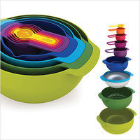 Joseph Joseph Nesting Bowls Set (9 Piece)
