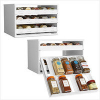 YouCopia Chef's Edition SpiceStack 30-Bottle Spice Organizer