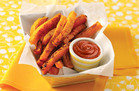 Hungry Girl's Healthy Bake-tastic Butternut Squash Fries Recipe