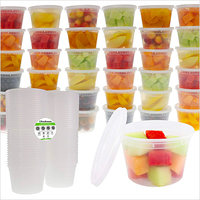 5. Freshware Food Storage Containers