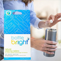 1. Bottle Bright Natural Cleaning Tablets