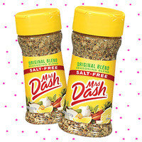 Trade Salt & Spices for Salt-Free Seasoning Mixes