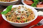 Hungry Girl's Healthy Veggie-Loaded Spaghetti Amore Recipe