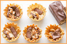 100-Calorie Chocolate Fixes: HG's Mini Snickers Pies